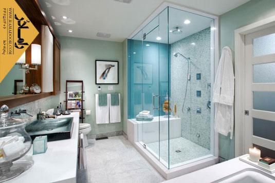 شیشه حمام/شیشه سونا/ جکوزی/قیمت