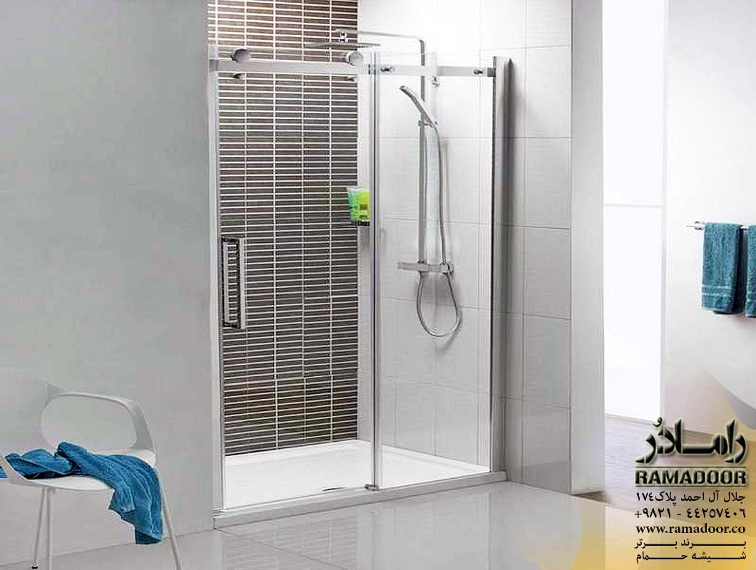 شیشه حمام ریلی اسپایدری(3)