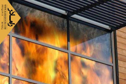 شیشه ضد حرارت(3)