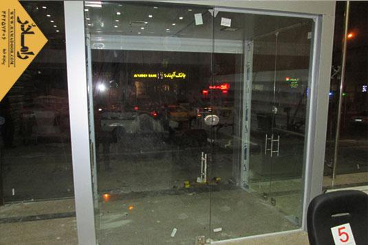 شیشه فروشگاه لولایی(17)